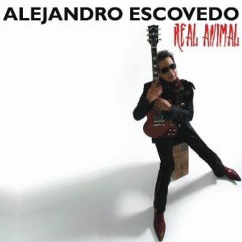 Alejandro Escovedo - Real Animal (2008 NM/NM)