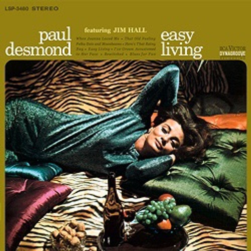 Paul Desmond - Easy Living featuring Jim Hall