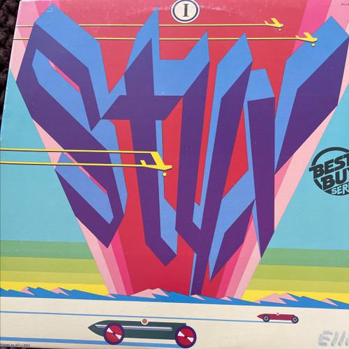 Styx 1 (1980 reissue)