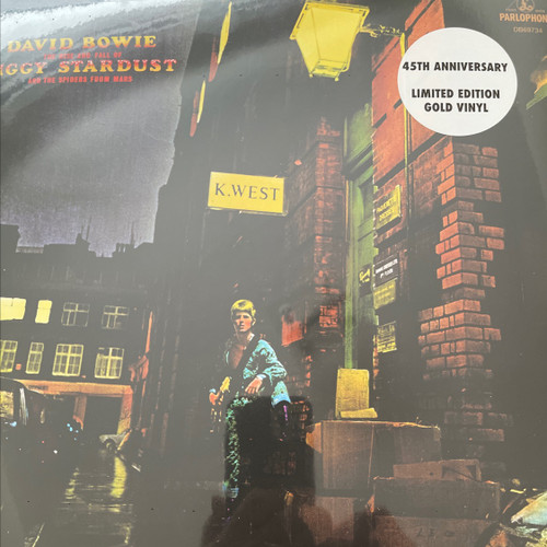 David Bowie - The Rise And Fall Of Ziggy Stardust And The Spiders From Mars (Limited Edition 45th Anniversary)