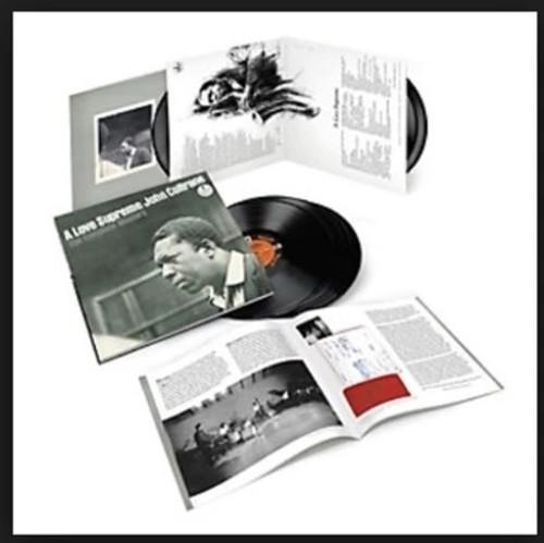 John Coltrane - A Love Supreme: The Complete Masters (3 LP)