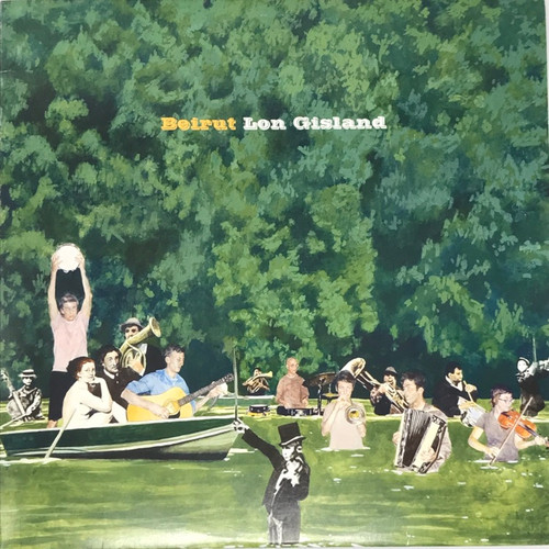 Beirut - Lon Gisland EP (2010 Reissue)