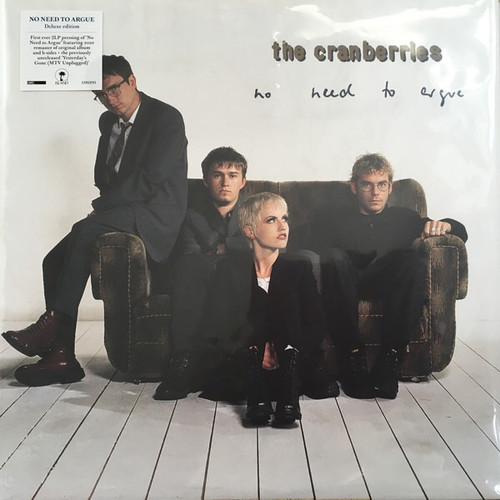The Cranberries - No Need To Argue (2LP Deluxe Edition)