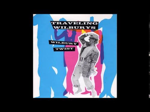 """Traveling Wilburys - Wilbury Twist (UK 12"""")"""