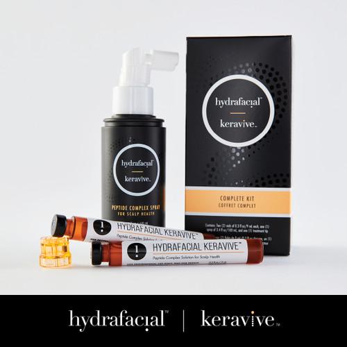 HydraFacial Keravive Kit
