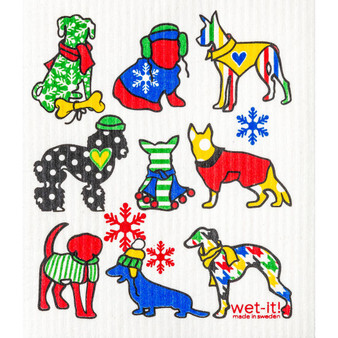 Cold Dogs Swedish Cloth