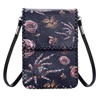 Tarantula Crossbody Cellphone Bag