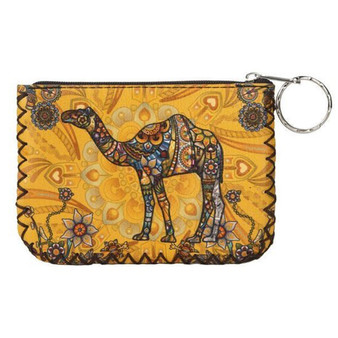 Camel Coin Purse