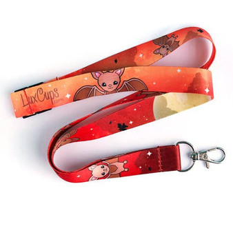 Bat Kawaii Lanyard