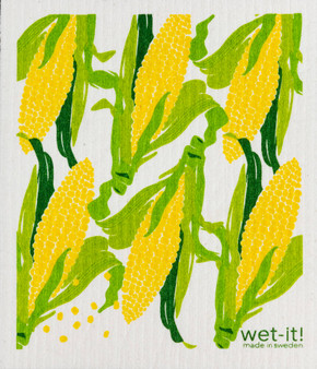 Fresh Corn Swedish Cloth