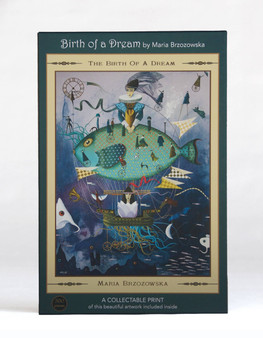 The Birth of a Dream; 500-Piece Jigsaw Puzzle
