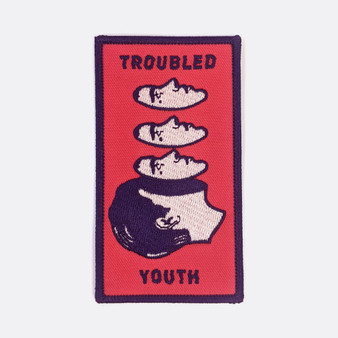 Troubled Youth Patch