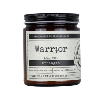 """Warr;or - Infused with """"Strength"""""""