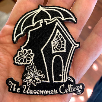 The Uncommon Cottage Logo Patch