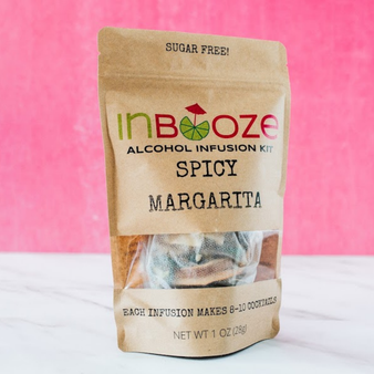 Spicy Margarita Cocktail Kit To Infuse Tequila