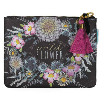 Make-Up Clutch - Wild Flower