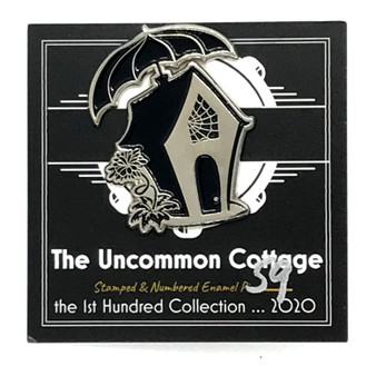 The Uncommon Cottage - Limited Edition Pin - Series 1