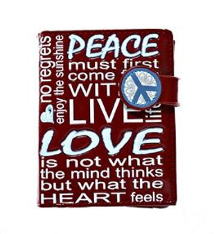 Peace and Happiness Wallet