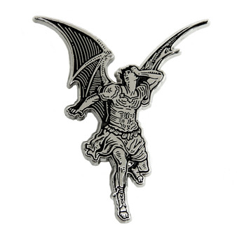 """Gustave Dore """"Lucifer"""" Pin"""