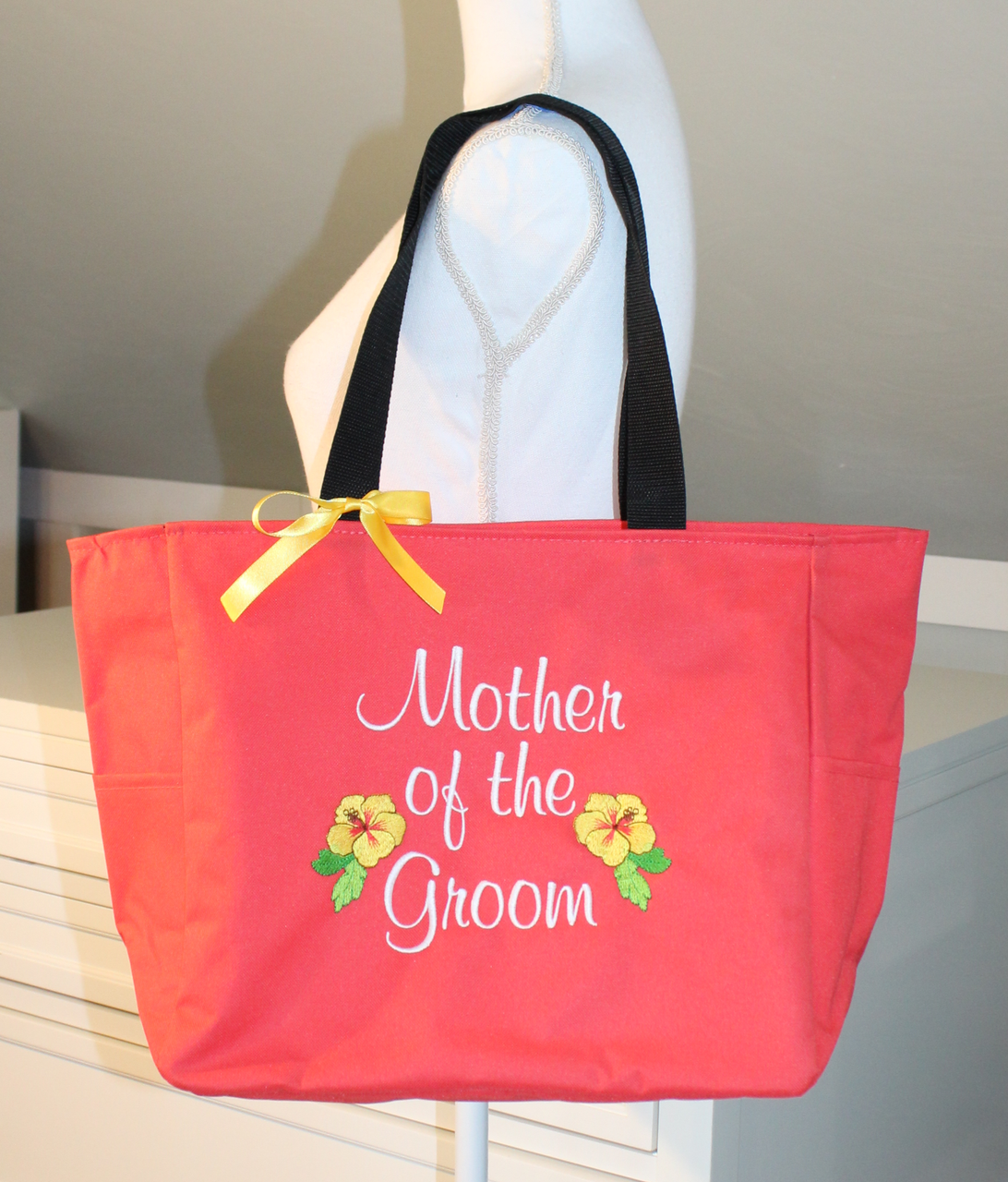 Mother of the groom tote bag Mother of the Bride Tote Bag