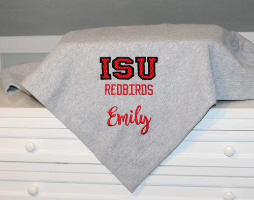Sweatshirt Stadium Blanket - College Blanket