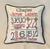 Baseball Birth Announcement Pillow