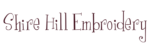 Shire Hill Embroidery