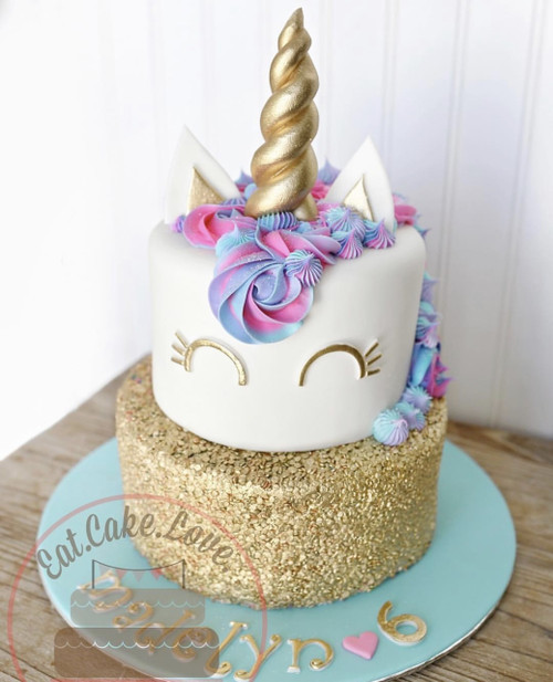 Sequence Unicorn Cake