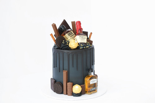 Gentleman's Birthday Cake