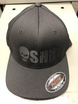 SHR Fitted hat BLACK