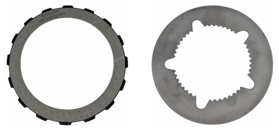 ALTO NV146 Transfer case Friction and Steel module JEEP SRT8