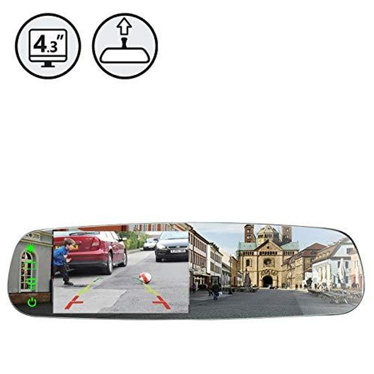 G-Series Rear View Frameless Mirror Monitor