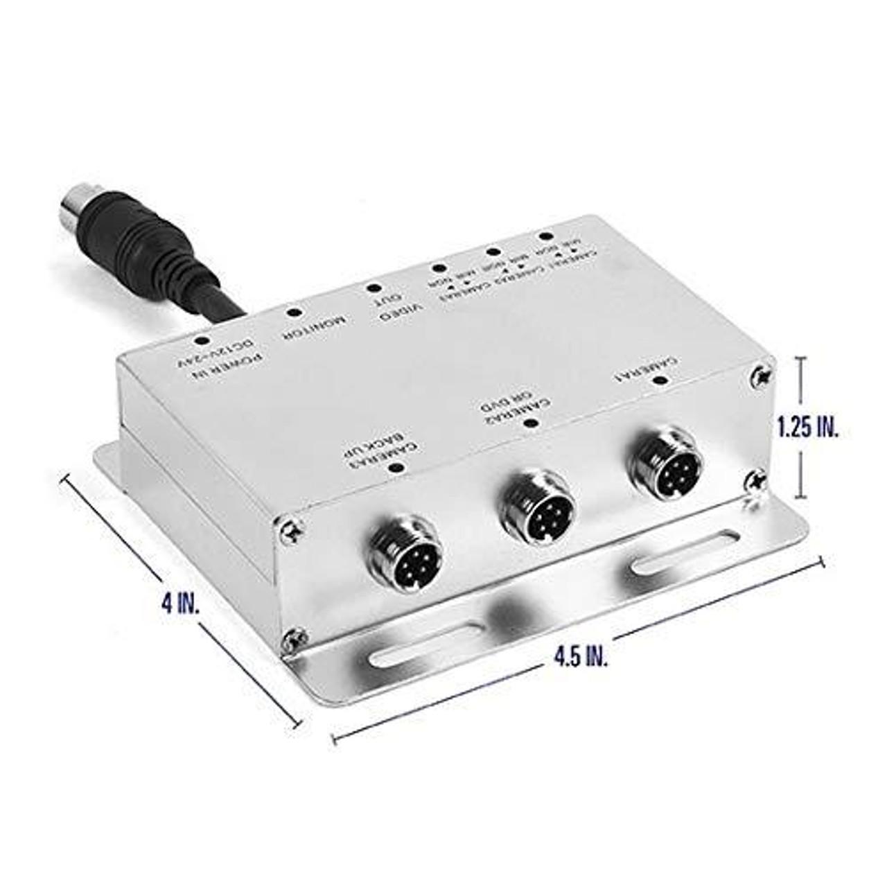 Multiplexer Control Box