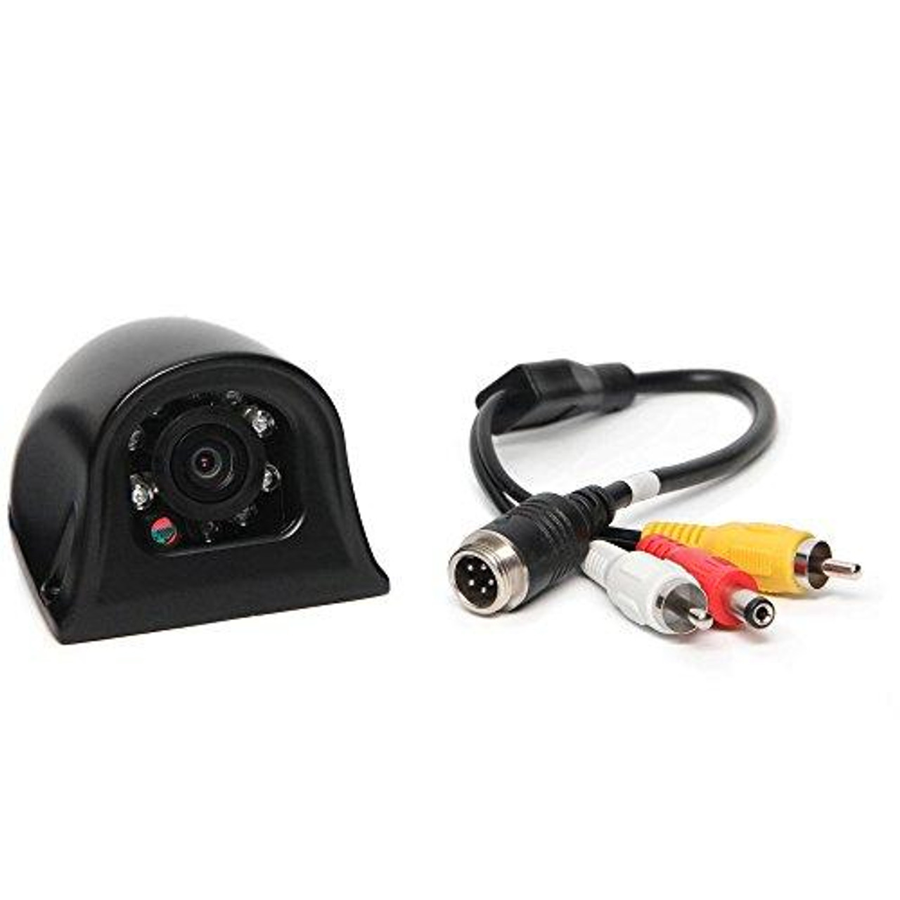 Rear View Camera System - 120 Angle Right Side Camera