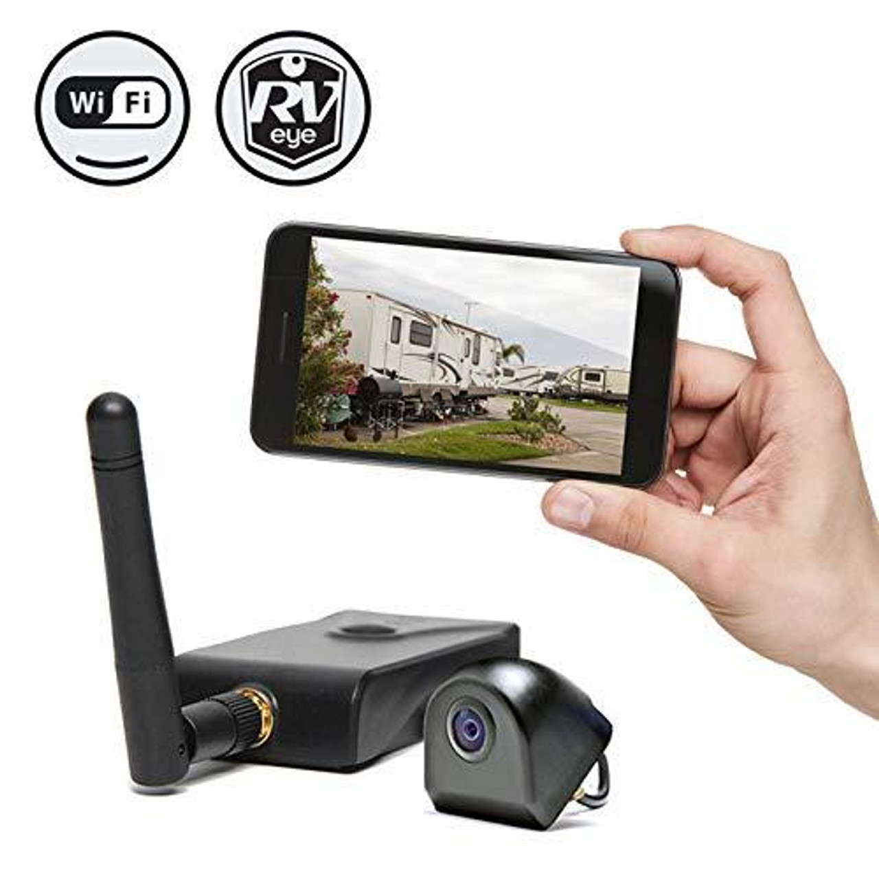 RV-Eye WiFi RV Camera
