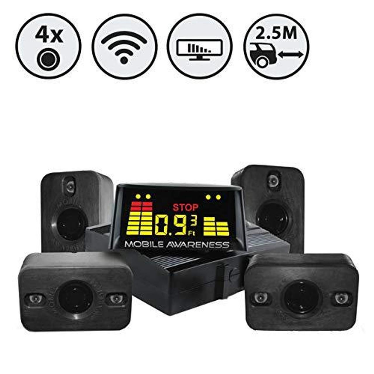 SenseStat Wireless Sensor System (Enhanced Mount)