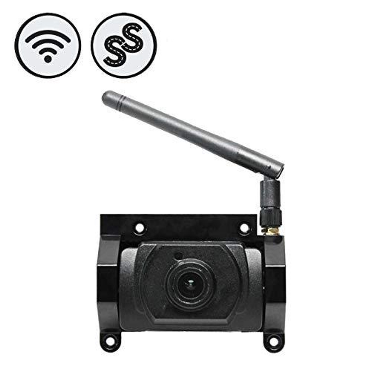 Simplesight™ Wireless Backup Camera for Prewire Kit