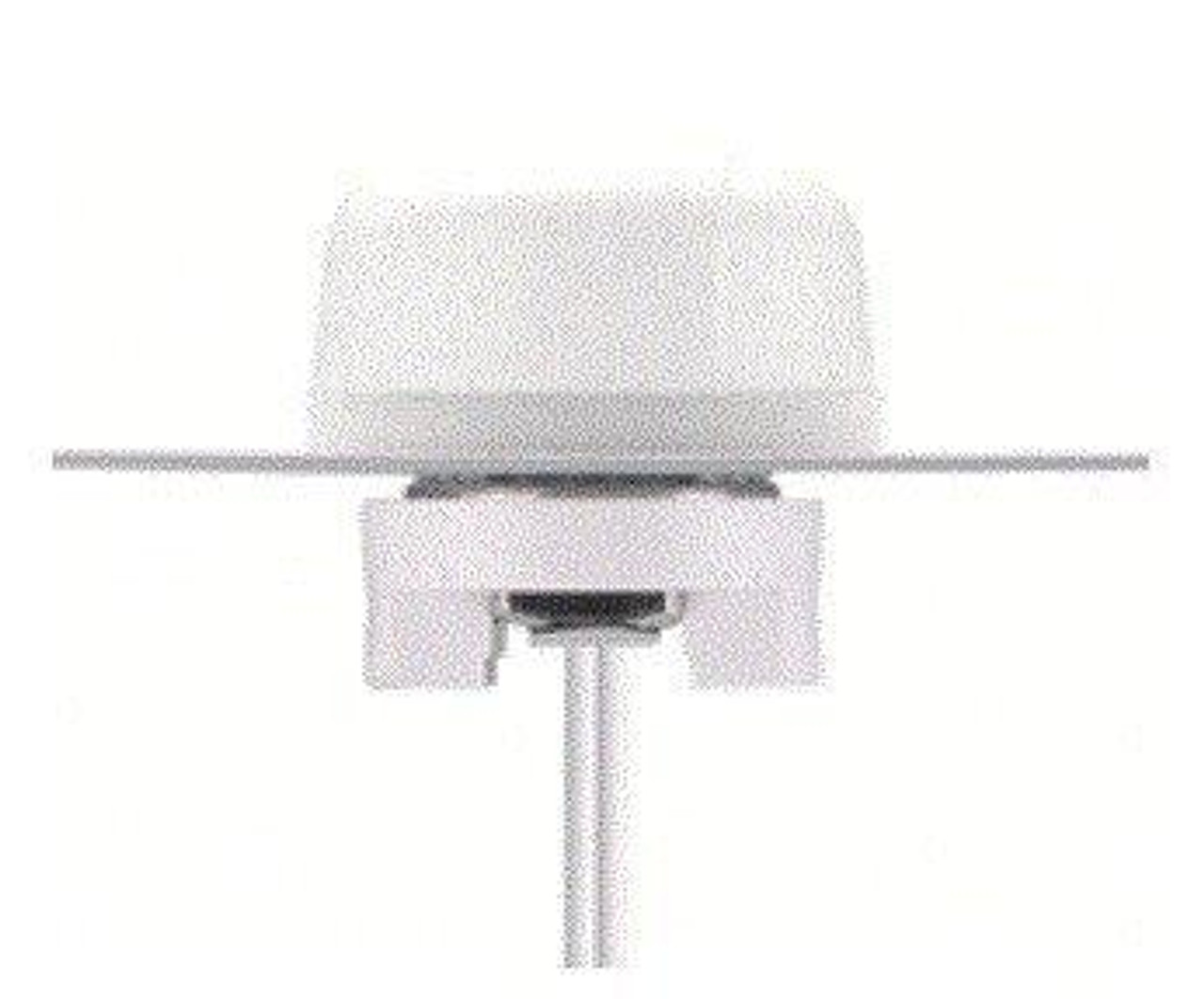 Taoglas Hercules MA104 | White Permanent Mount Antenna | Cloud Monitored Objects Inc