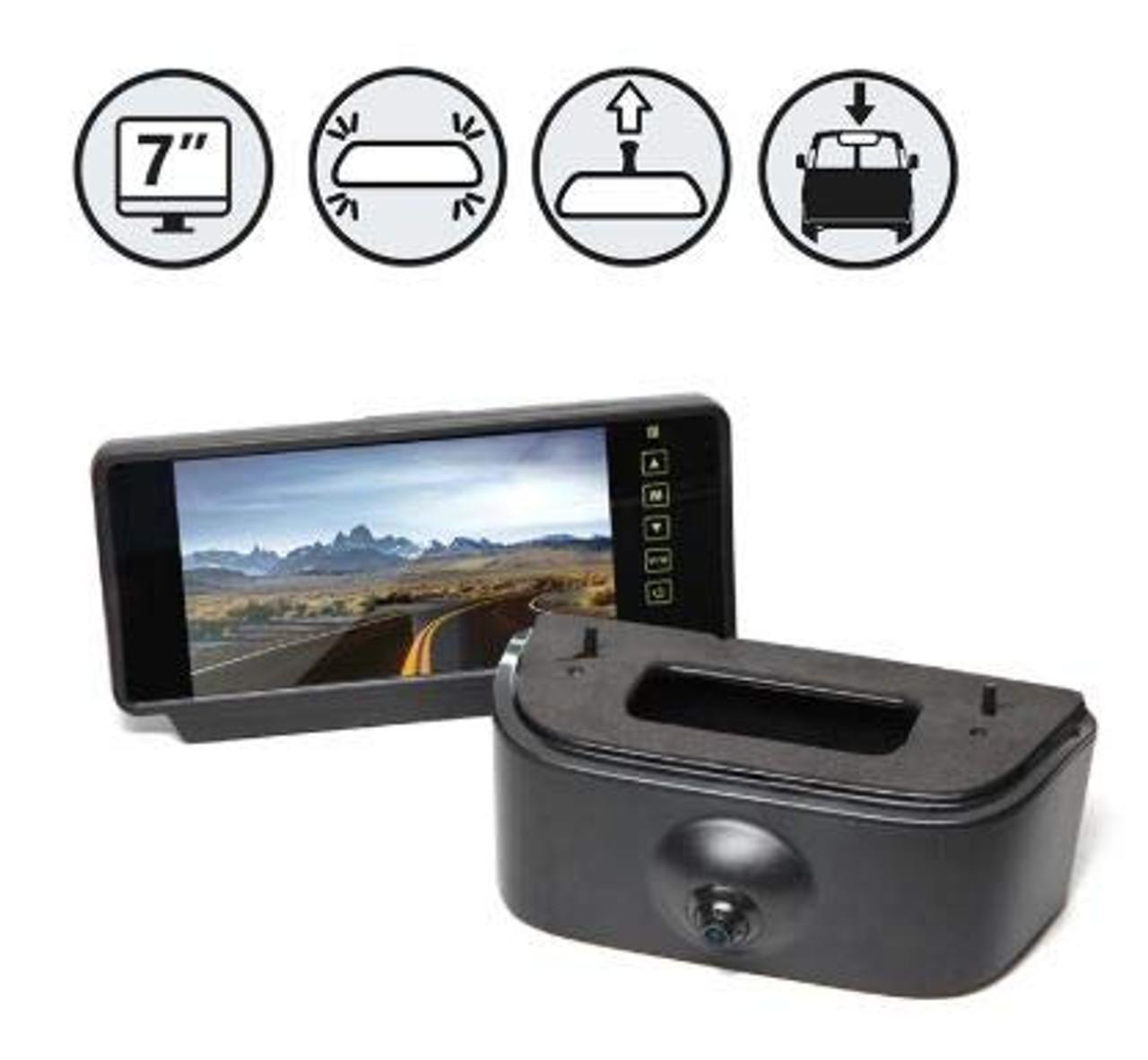 Backup Camera System for Nissan NV200 Vans (RVS-919619-NM)