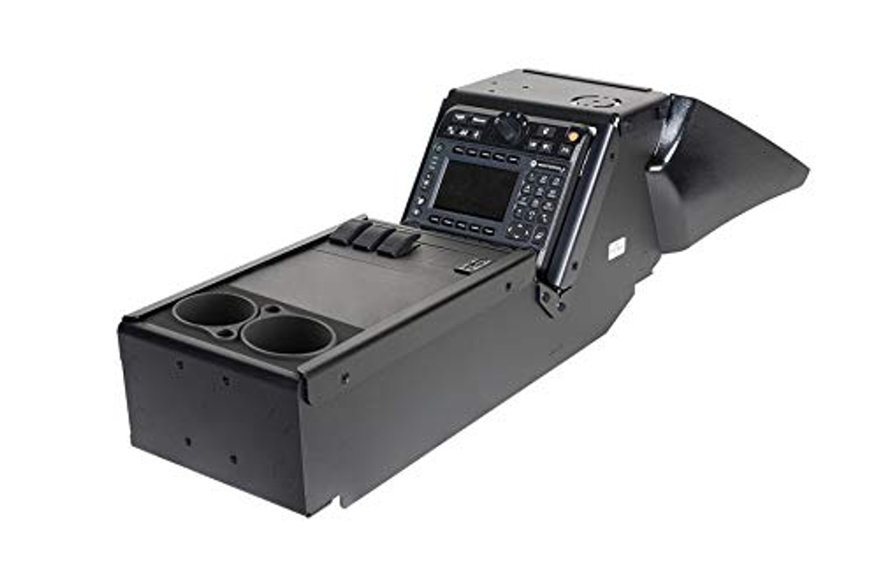 Kit, Dodge Charger Console Box and Cup Holder. Includes 3 faceplates and 3 Filler Panels. (7170-0137-XX) | 0430XQR96F4
