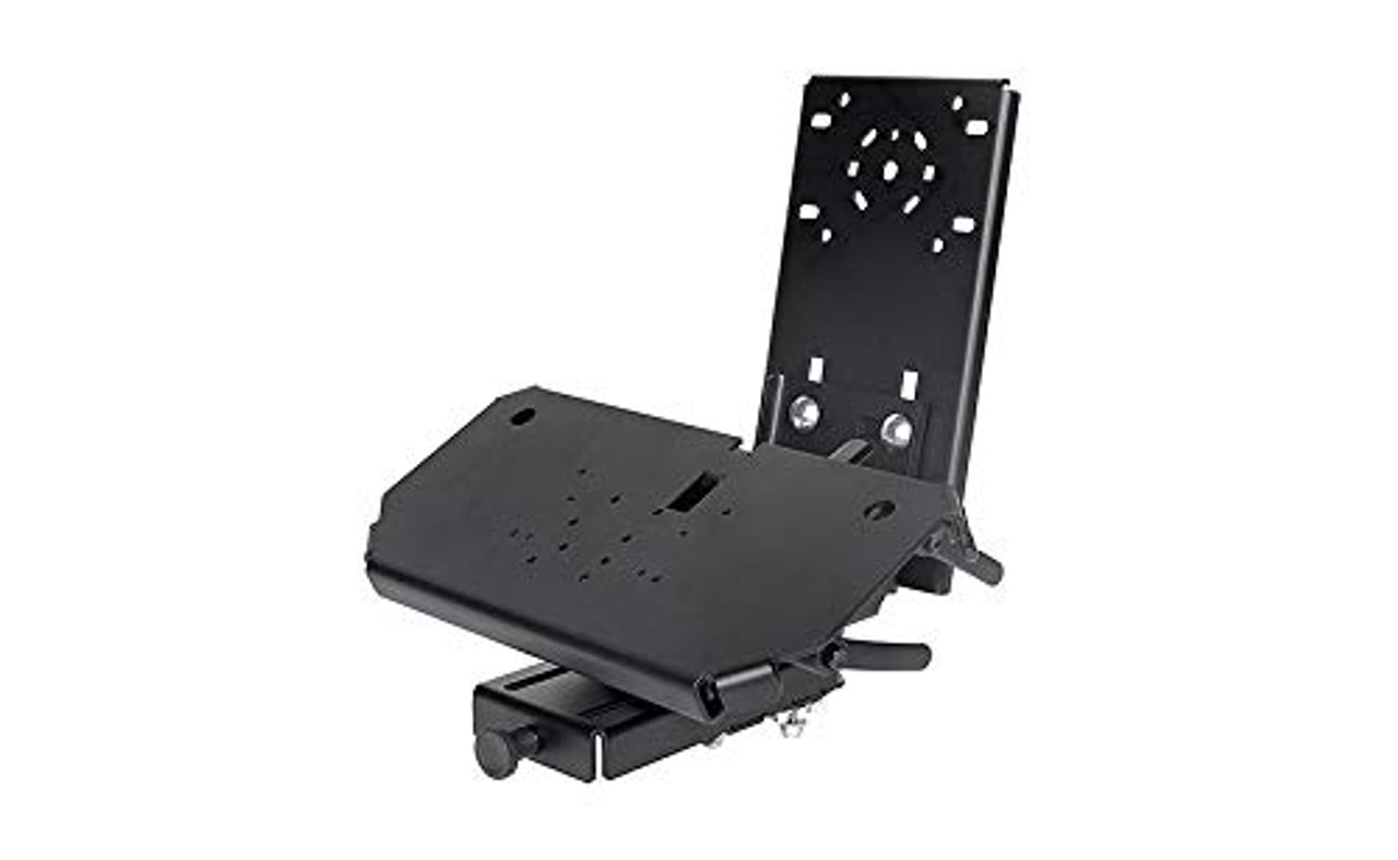 """Tablet Display Mount Kit with 6"""" Locking Slide Arm. Kit includes (Tablet Display Mount 7160-0494, 6"""" Locking Slide Arm 7160- 0514, Quick Release Keyboard Tray 7160-0498, and Mongoose clevis 7110-1008). (7170-0217-X) 