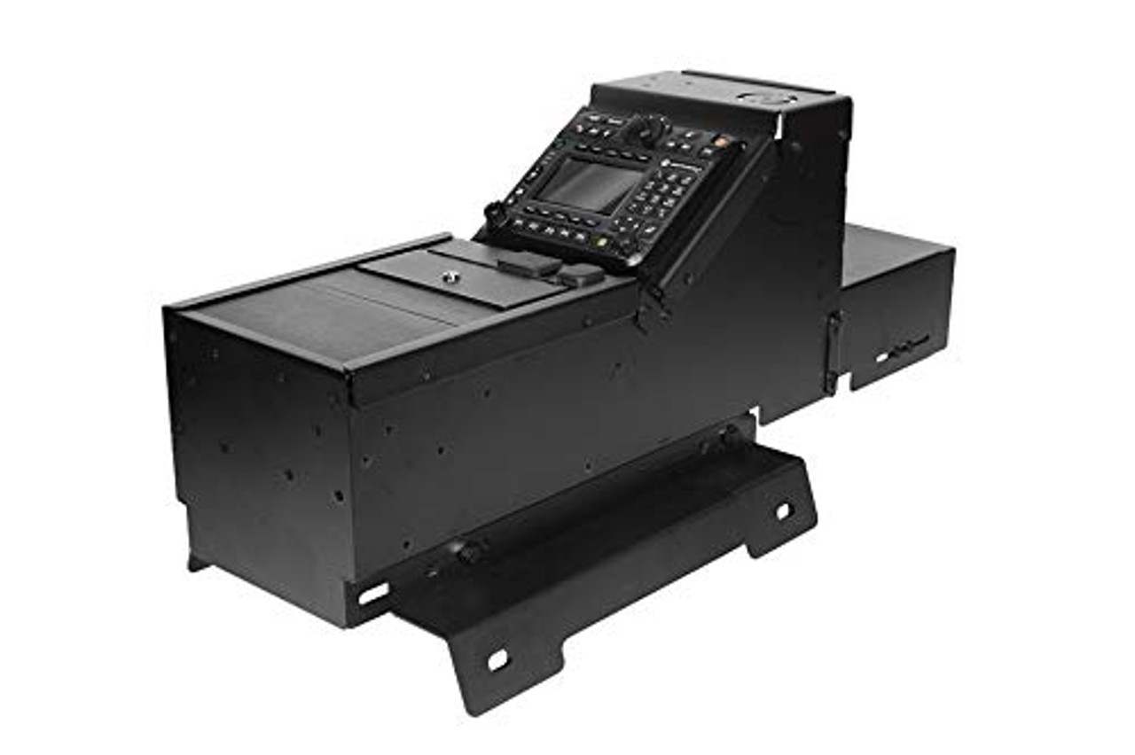 Kit, 2015+ Tahoe Console Box (Silverado Truck). Includes 3 faceplates and 3 Filler Panels (7170-0237-XX) | 0501XTE4FX0