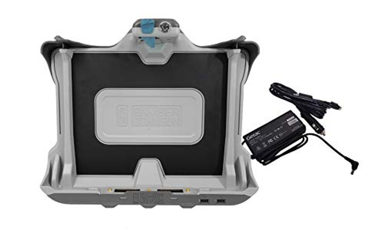 KIT: Getac K120 Tablet Docking Station OR Cradle and Getac 120W Power Adapter (7170-0694-XX) | 0429XNKWXHS