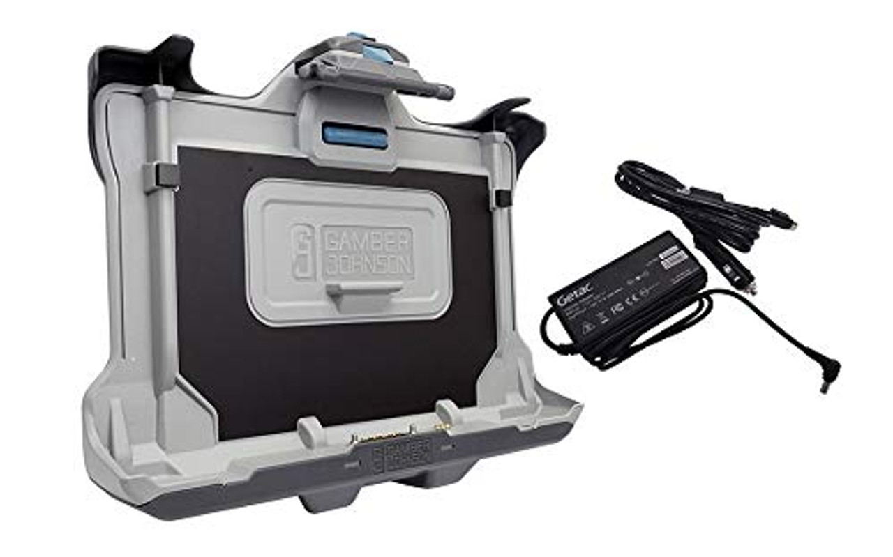 KIT: Getac A140 Tablet Docking Station(7160-1246-00) and Getac 120W Power Adapter (#17057) (7170-0695-XX) | 0427XI1060Z