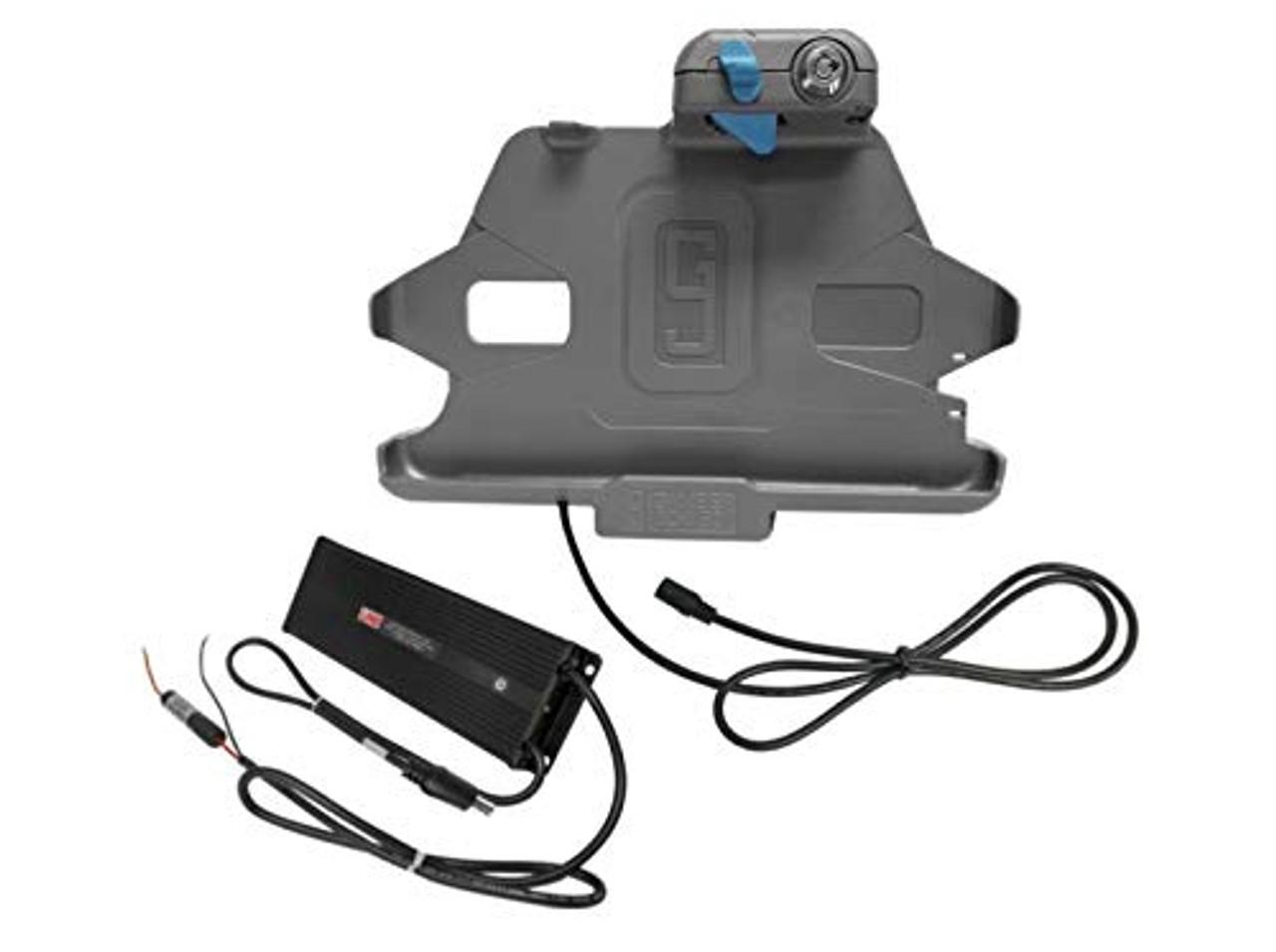 KIT: Samsung Galaxy Tab Active2 Dual USB Dock w/MP205 Connector (7170-0765-XX) | 0429XNNUR0U