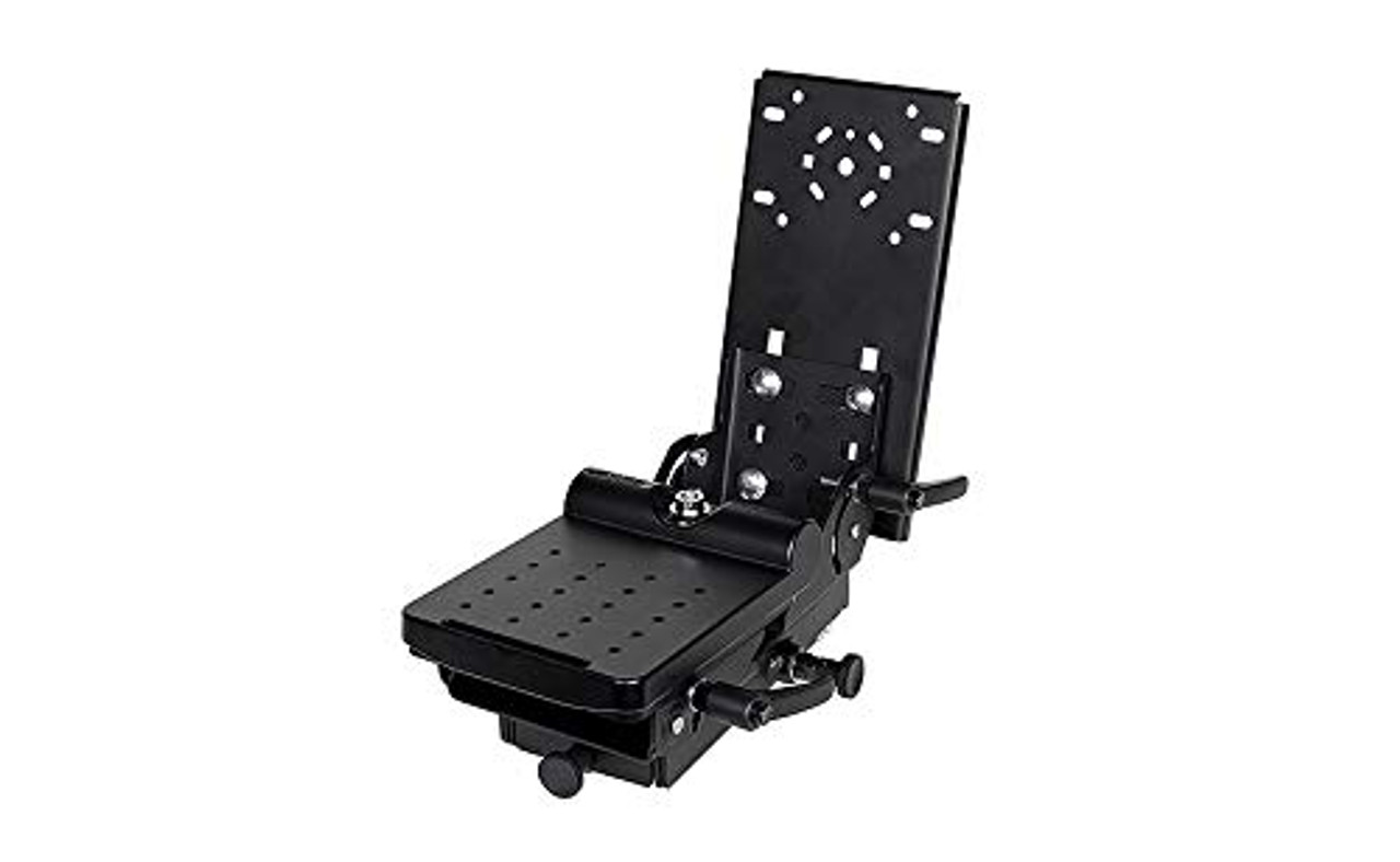 """Tablet Display Mount, 9"""" Locking Slide Arm, and Quick Release Keyboard Tray (7170-0512-X) 