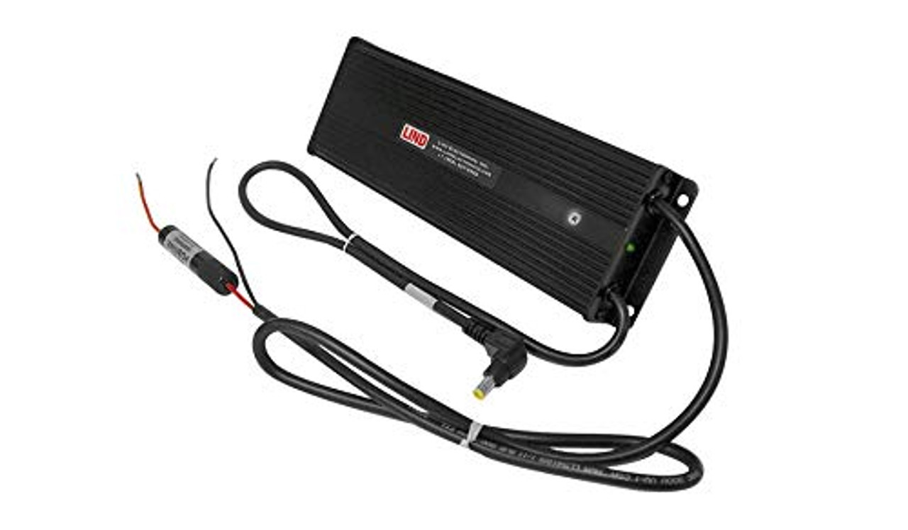 LIND-72-110V Power Adapter for Getac Docking Stations and Cradles; Provides Regulated Power for forklifts or Heavy Equipment That Have a 70 to 110 Volt DC Input Power Range. (16513) | 0402XWI4BF9