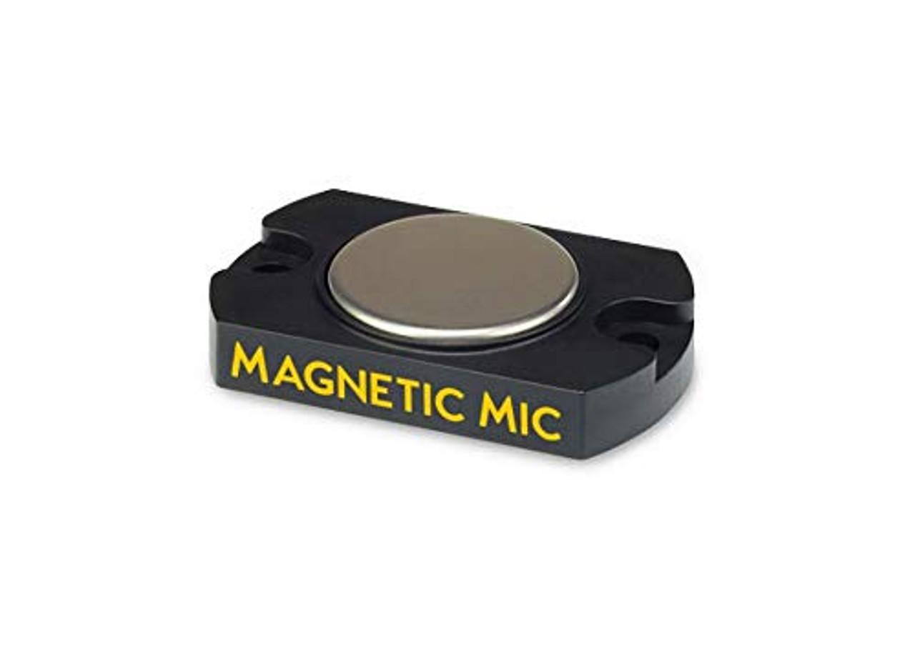 Magnetic Mic - Microphone Hang-Up Mount | 0309X90M0U8