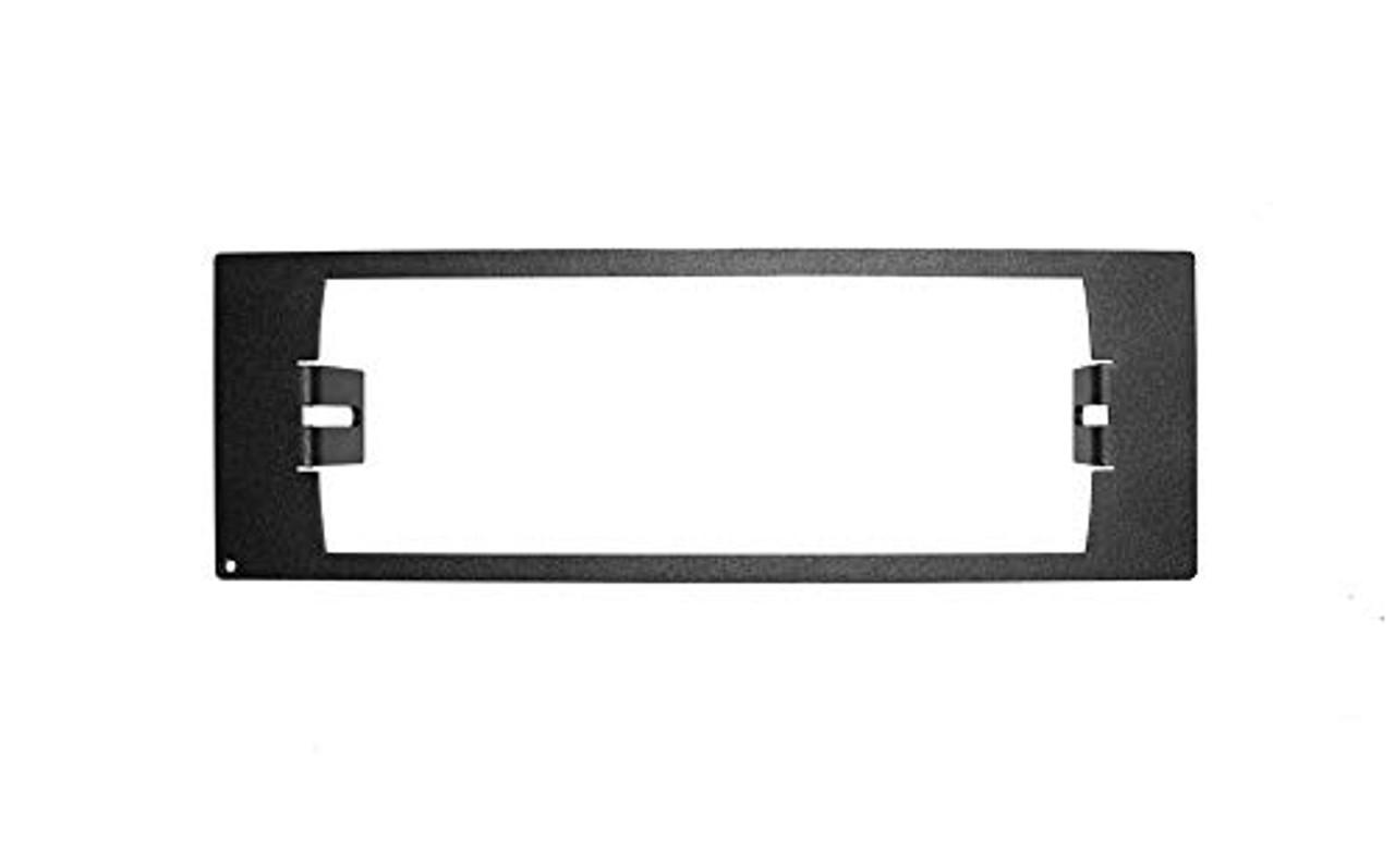 Faceplate, Kenwood KCH-20R Enhanced Control Head for NX-5000 Series radios   0309X97QP3E