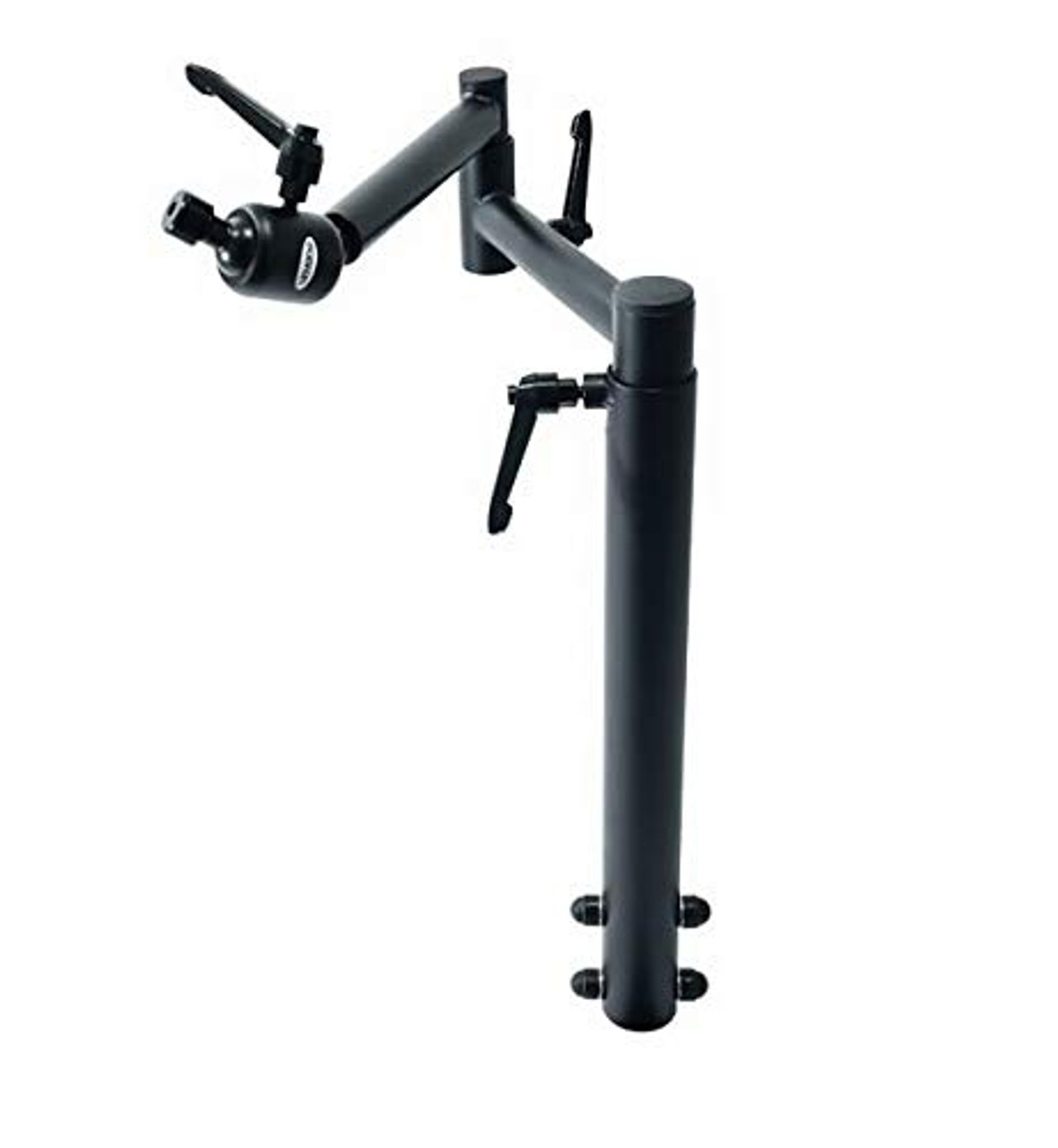 Zirkona Dual Articulating Arm w/Medium Joiner and VESA 75/100 Adapter Plate - Replaces PN 17241 (7110-1246) | 0410XE7JU9G